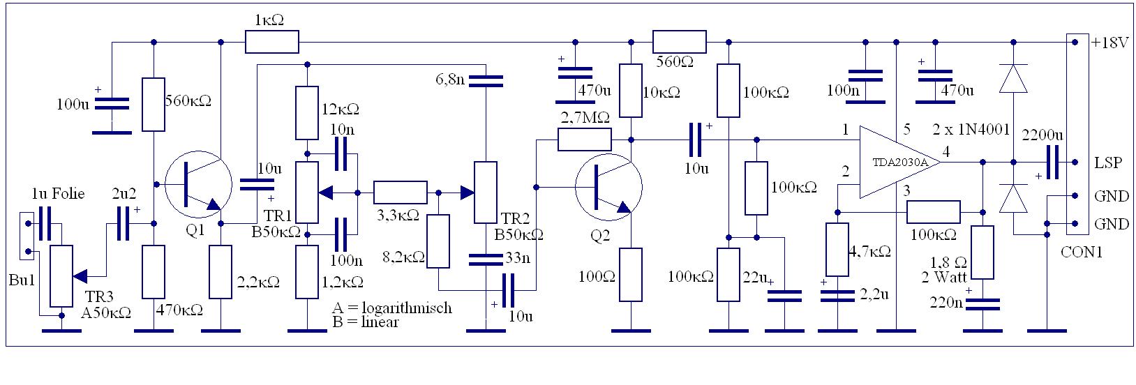 Elektronik projekte aktivbox for Bauanleitung cd sta nder