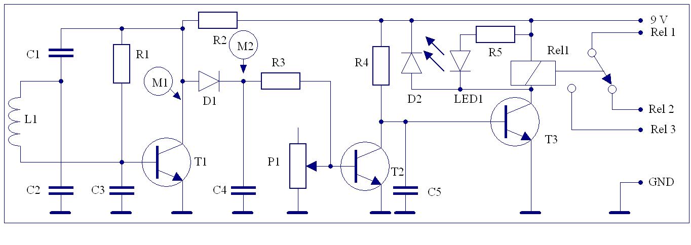 Elektronik-Projekte - Induktionsschleife
