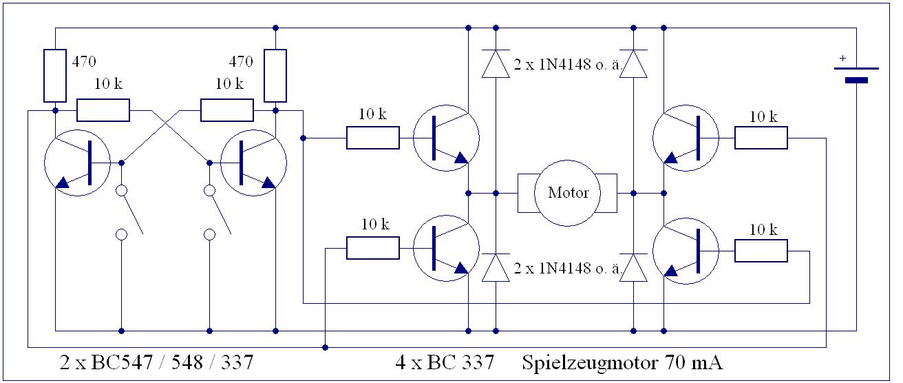 Berühmt Einfacher Elektronischer Schaltplan Bilder - Der Schaltplan ...