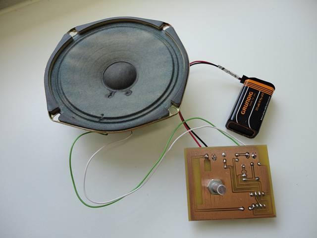 Elektronik-Projekte - Metronom