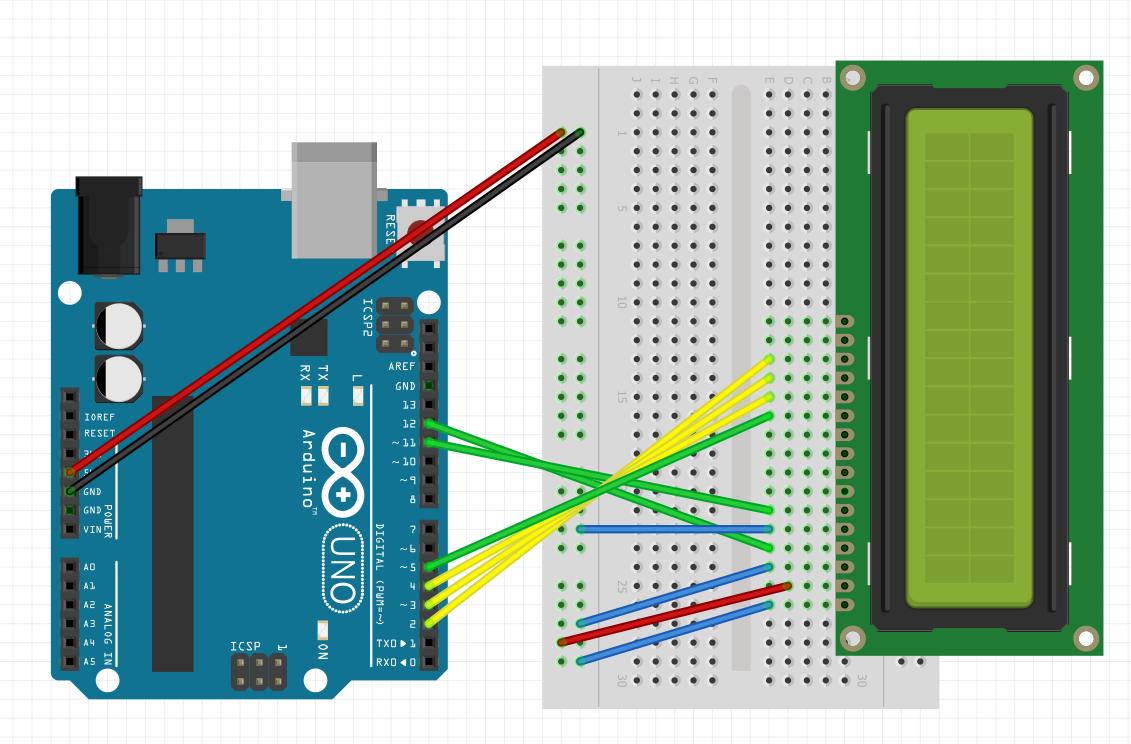 Elektronik Projekte Bargraph Anzeige Mit Lcd How To Connect An Led Bar Graph A Circuit Schaltplan
