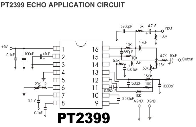 Elektronik-Projekte - Audio-Effektgerät