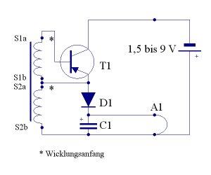 Elektronik-Projekte - CD-Motor