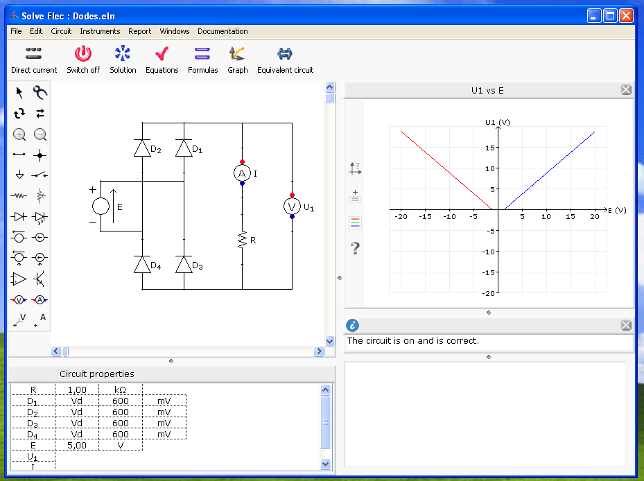 Elektronik-Projekte - Schaltungssimulation